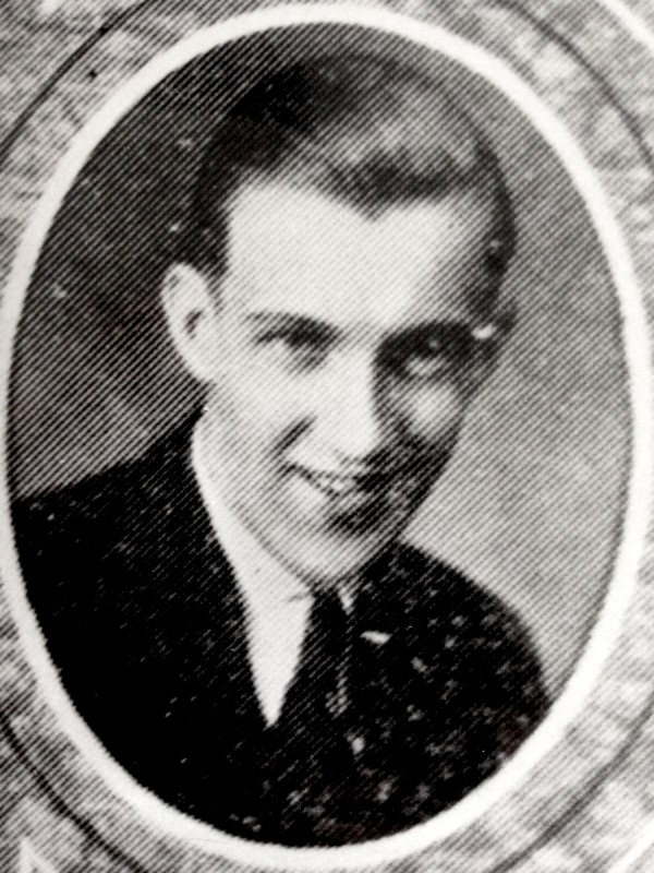 Edmund Muskie, Stephens High School. 1932