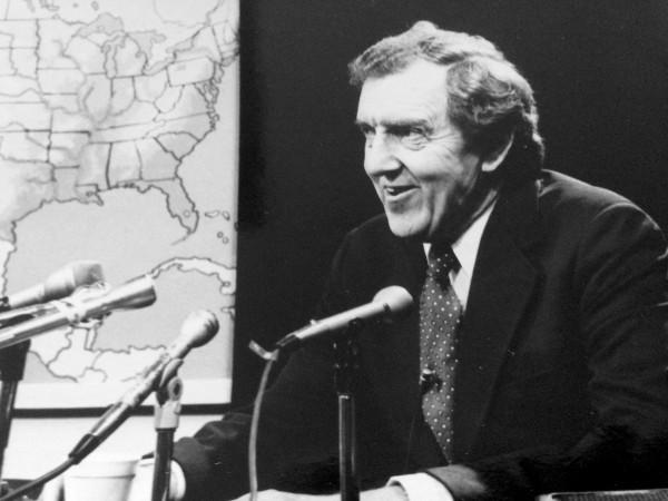Sen. Edmund Muskie December, 1978