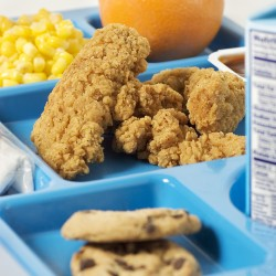 Maine kids adjust to new rules for healthier school lunch