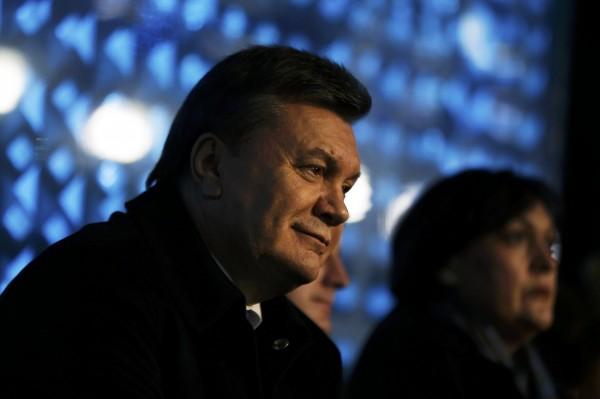 Viktor Yanukovych