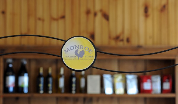 After going several years without, the rural town of Monroe has a new general store that opened two weeks ago on Route 139.