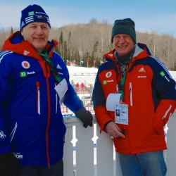 Former MWSC athlete wins first-ever U.S. gold at biathlon world championships