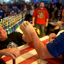 Arm-wrestling tourney to wow the Man Expo crowd