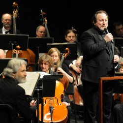 Richman delivers a lively Bangor Symphony Orchestra performance