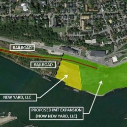 Sprague's plans for a new Portland boatyard moving forward