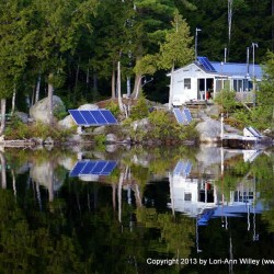 Willey's Dam Camp in May 2013.