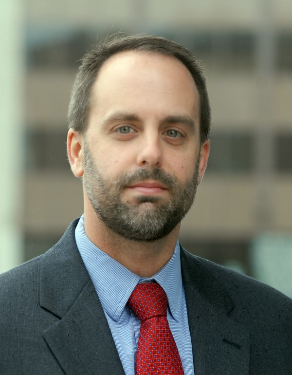 Defense attorney Hunter Tzovarras
