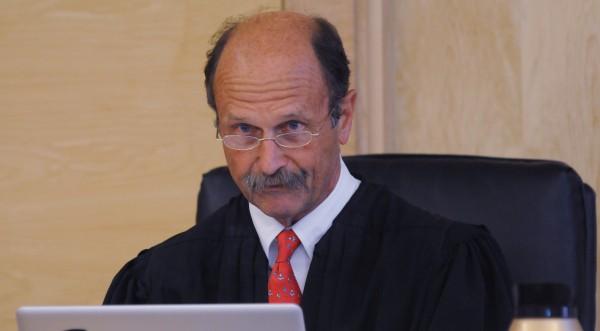 Superior Court Justice William Anderson
