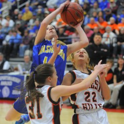 Washburn girls basketball team reigns supreme again in Eastern Maine Class D