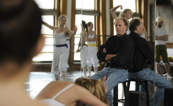 Keith Robinson watches his student dancers as they run through a dress rehearsal for &quotMozart's Madness,&quot part of &quotRobinson Ballet LIVE 2014&quot coming to the Brewer Performing Arts Center at 7 p.m. April 5 and 12 and at 3 p.m. April 6 and 13.