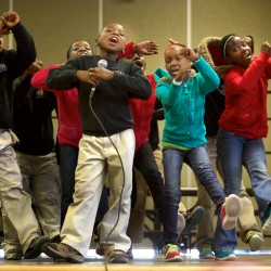 African choir, credited with 'helping a lot of children,' coming to Portland