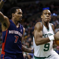 Lakers rally in final minutes to spoil Rondo's return to Celtics