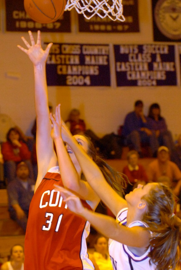 When Cony's Rachael Mack won the Miss Maine Basketball award in 2008, she became the third recipient from the Augusta-based school, the most for a girls basketball team.