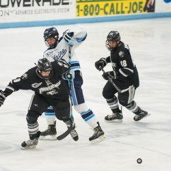 UMaine hockey eager to avenge home losses to Friars in Providence as NCAA Tournament looms