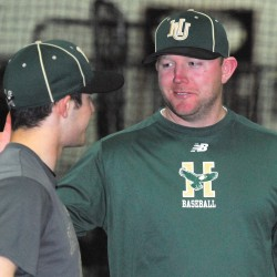 Jason Harvey named assistant AD at Husson, gains Hall of Fame induction with wife