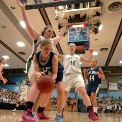 Sophomore forward helps Carrabec girls beat Madison in West Class C final