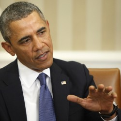 Obama: US will seek diplomatic resolution, not military action, to Russian intervention in Ukraine