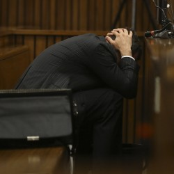 Olympian Pistorius in court Friday after girlfriend killed in his house