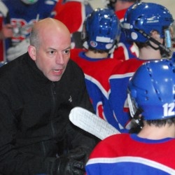 Messalonskee hockey coach also assisting at college level with Colby team