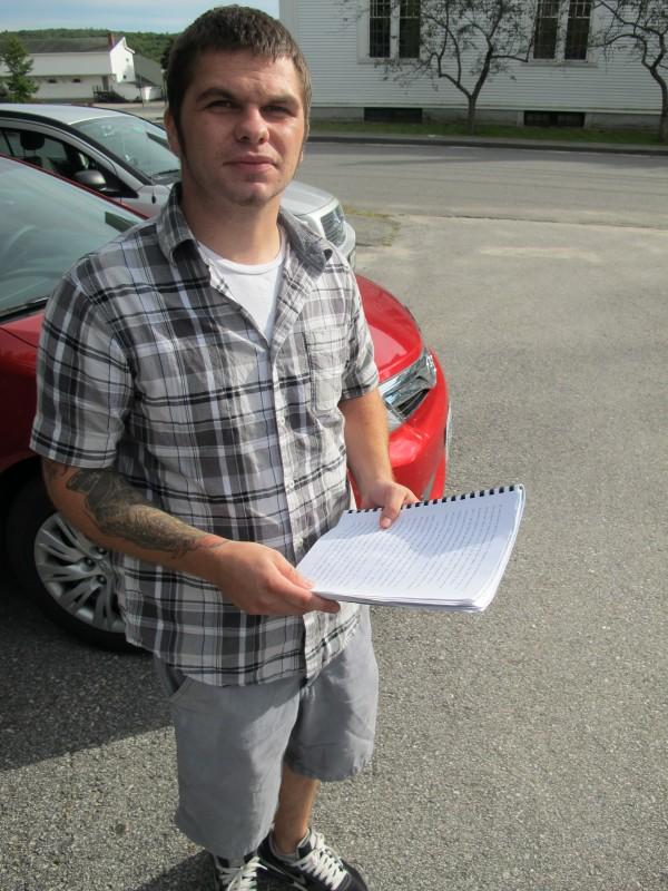 Ryan Masoner, 25, of Fort Wayne, Ind.