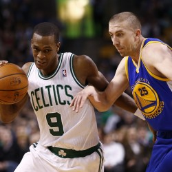 Pierce powers Celtics past Warriors 94-86