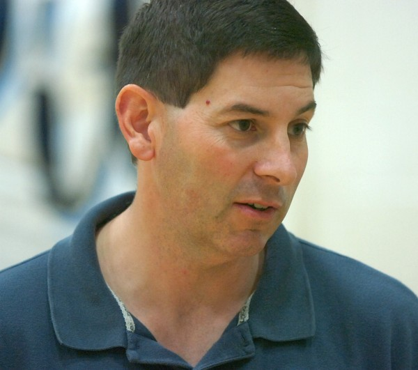 University of Maine men's basketball head coach Ted Woodward.