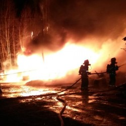 North Yarmouth's landmark Westcustogo Grange Hall destroyed by 'devastating' fire