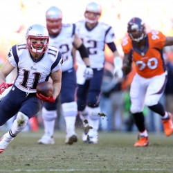 Patriots, Edelman look to improve kickoff returns