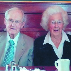 Bud and Jean Lyford -- a love that survived