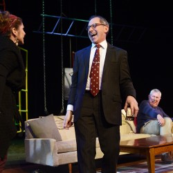 Former Penobscot Theatre director returns to Bangor for bloody, brutal 'God of Carnage'