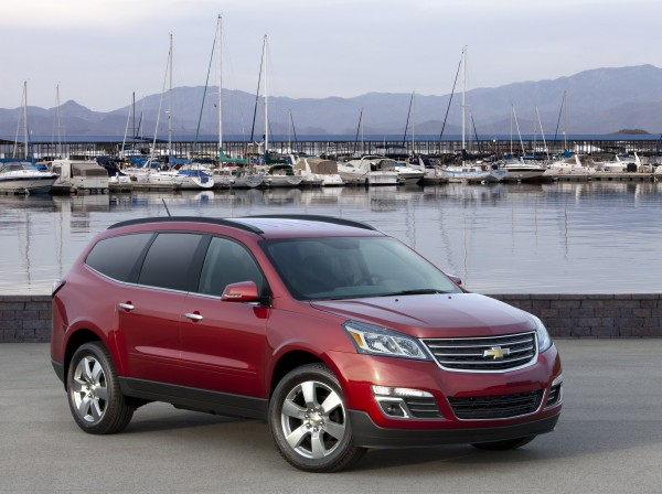 The 2014 Chevrolet Traverse. General Motors Co. will recall 1.5 million vehicles and take a $300 million charge against its earnings to pay for repairs as part of an initiative to be more responsive to problems with its cars.