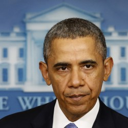 Obama says Russia has violated international law in Ukraine