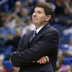 UMaine AD Abbott supports Woodward after UMaine's 12-17 season