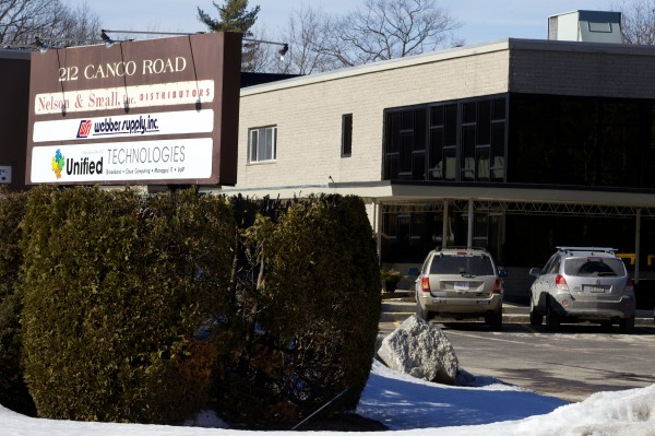 The city of Portland is considering consolidating several offices at 212 Canco Road.