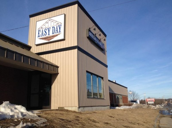 Easy Day, a restaurant, bar and &quotbowling lounge,&quot opened Wednesday at 725 Broadway in South Portland.