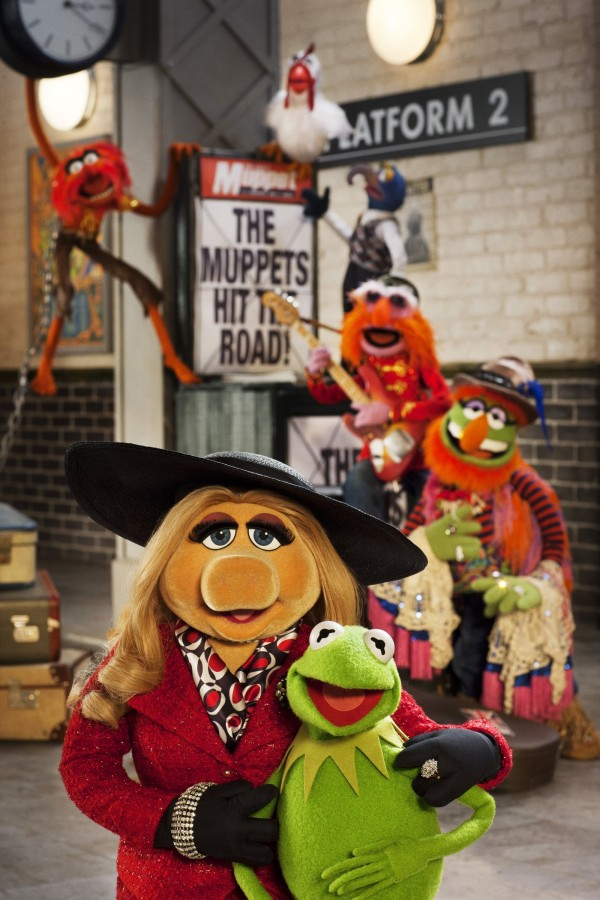 Miss Piggy, Kermit and the whole gang is back in &quotMuppets Most Wanted.&quot