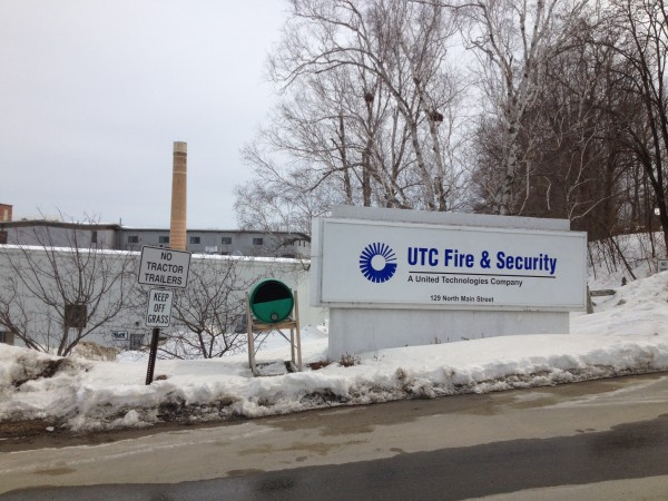 United Technology Corp. in Pittsfield, seen here Tuesday, will close its doors for good by next Spring, shifting local production to plants in North Carolina, China and Mexico, the company announced Monday. Locals were shocked  by the news, with Town Manager Kathryn Ruth saying &quotthere was no indication&quot the company would leave town.