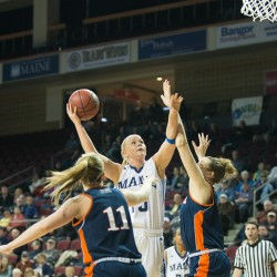 UMaine women host Bucknell in WBI tournament game