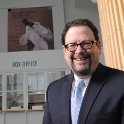 Daniel Williams named interim director of Collins Center for the Arts