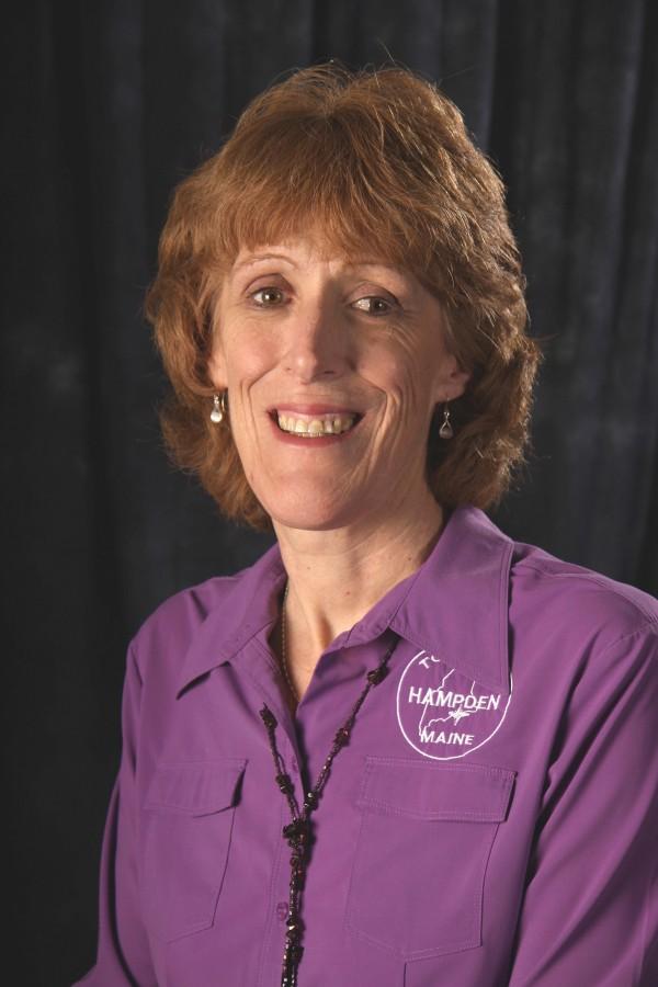 Hampden Town Manager Susan Lessard