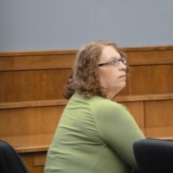 Husband testifies in defense of wife accused of seeking hitman to kill him; closings to begin after lunch break