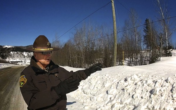 Aroostook County Sheriff James Madore was a state trooper when he responded to the call of a deceased newborn in Frenchville in 1985. Baby Jane Doe was born and abandoned near a gravel pit off Pelletier Avenue.