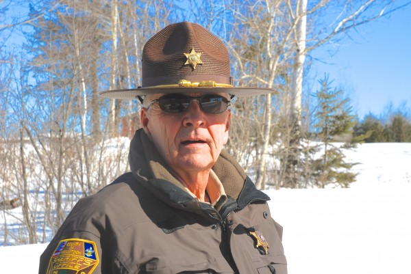 Aroostook County Sheriff James Madore recalls responding to the Baby Jane Doe case in Frenchville as a state trooper in 1985.