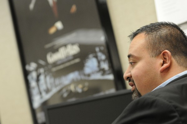Jose Flores, the general manager of Hollywood Casino, talks about his new position in Bangor.