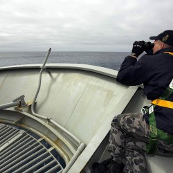 Searchers find no sign of missing plane, only garbage