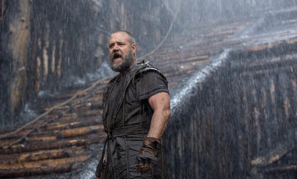 Russell Crowe is Noah in &quotNoah.&quot