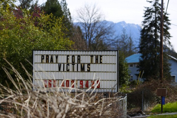 Rescue personnel continued their search Monday, March 24, 2014, as officials report 108 missing and unaccounted-for individuals as a result of the mudslides near Oso, Wash.