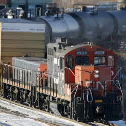 Canada orders more disclosure on hazardous rail cargoes