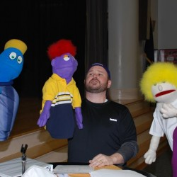 Puppets to come to life on Ellsworth stage