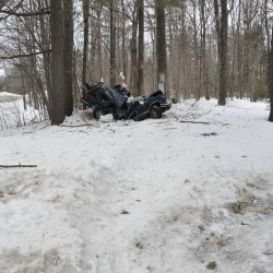 Standish woman killed in crash